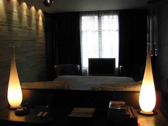 lighting in room