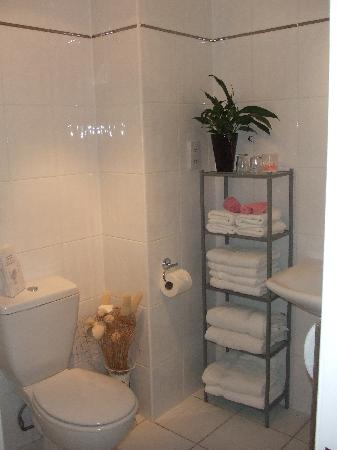 Linden Guest House: Bathroom ensuite.