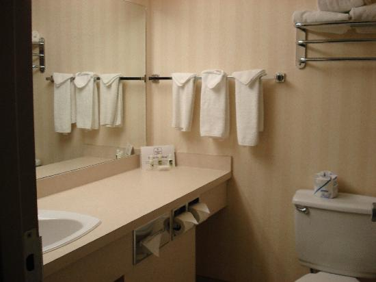 Nomad Hotel and Suites: clean bathroom