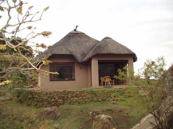 Photo of Thendele hutted camp uKhahlamba-Drakensberg Park