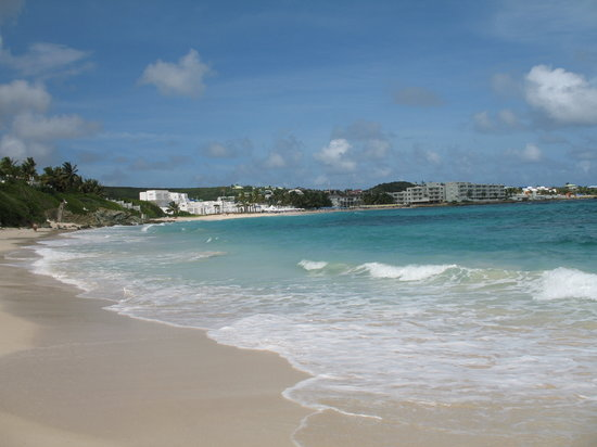 St Marteen/St. Martin: Dawn Beach