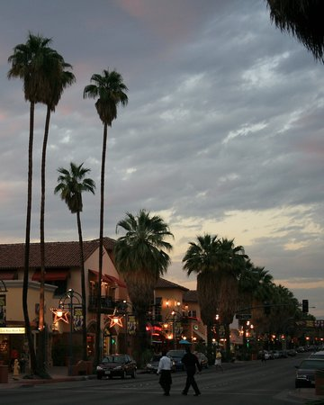 Палм-Спрингс, Калифорния: Evening in Palm Springs #19