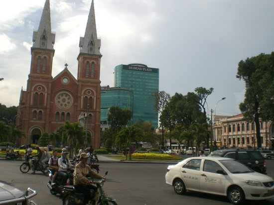 Ho Chi Minh City, Vietnam: city center