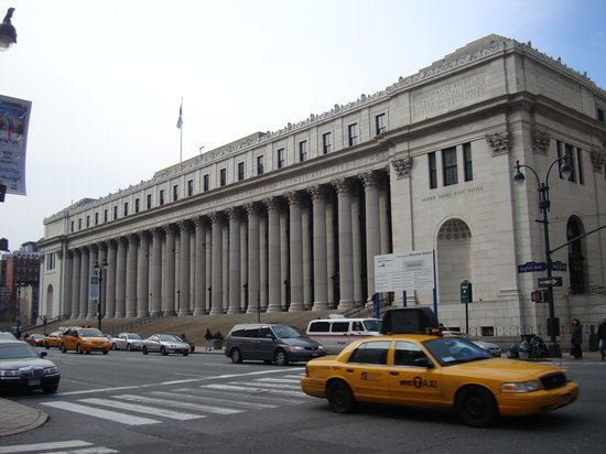 James A Farley Post Office New York City Reviews Of