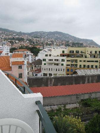 Do Centro Hotel: From the (sea side) balcony, view to the east