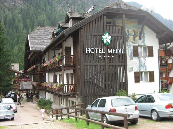 Campitello di Fassa, Italie : Hotel 