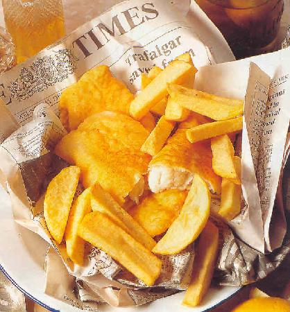 fish and chips, Jakarta - Setiabudi - Restaurant Reviews & Photos ...