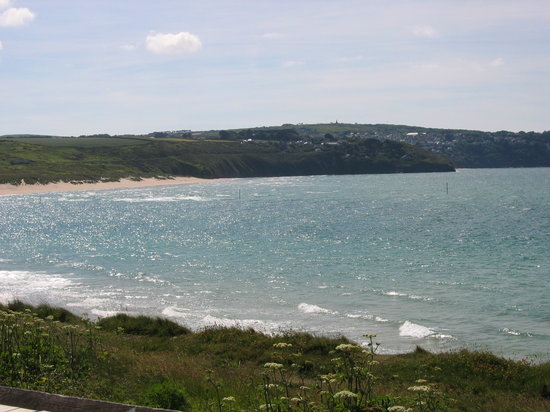 Cornwall, UK: Hayle beach