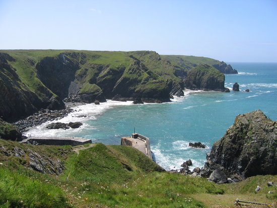 Cornouailles, UK : Mullion Cove 