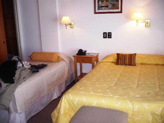 Ayres del Nahuel: Double room