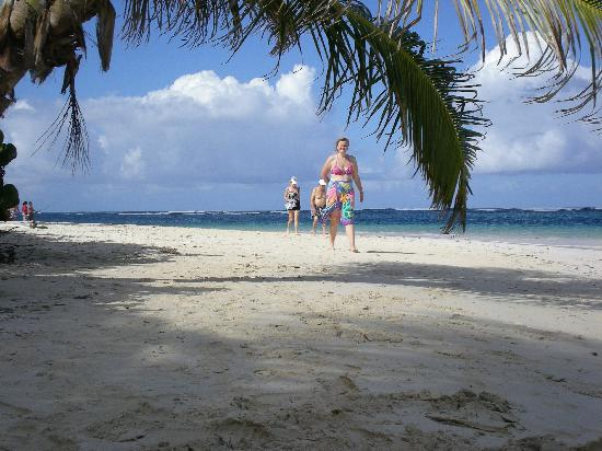 Flamengo Beach on the island of Culebra is not that far