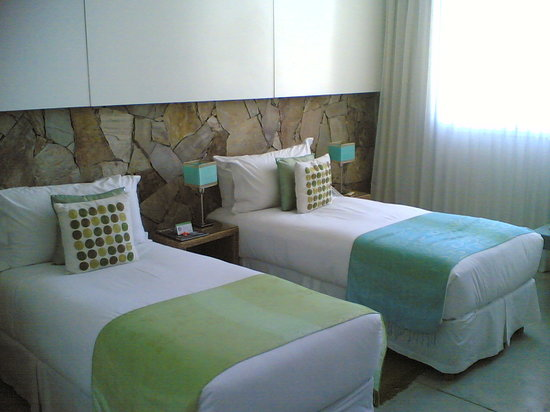 Mine Hotel Boutique: our room