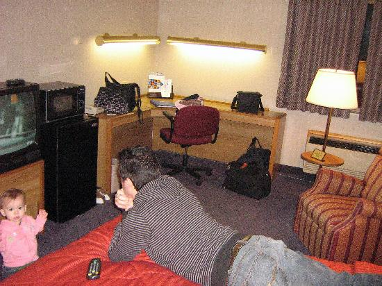 Comfort Inn Cleveland Airport: king size business room