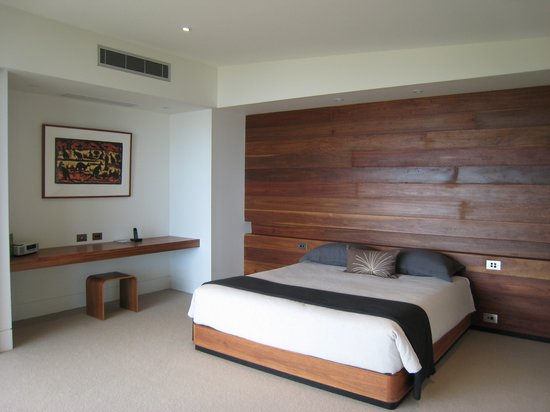 Southern Ocean Lodge: Bedroom