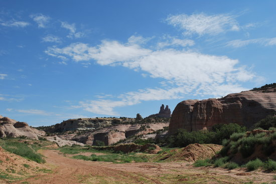Red Rock State Park in Gallup, NM