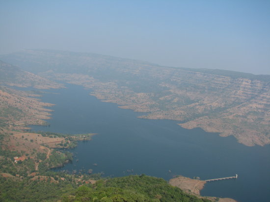 ‪ماهاباليشوار, الهند: View from Needle Point Mahabaleshwar‬