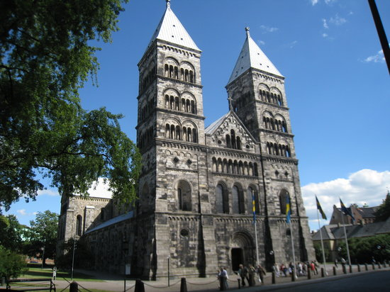 , : Lund cathedral