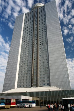 Photo of Yanggakdo Hotel Pyongyang