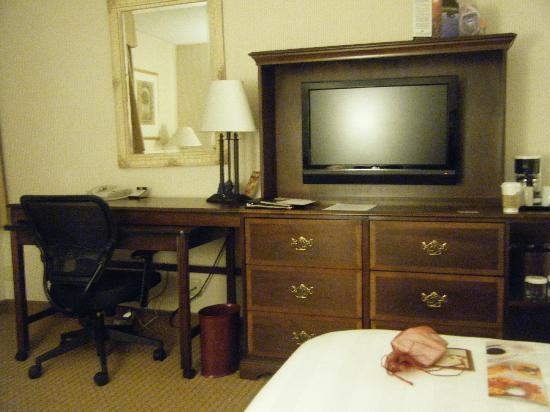 Crowne Plaza Washington National Airport: Room 1122