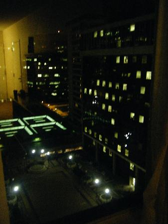 Crowne Plaza Washington National Airport: View from room 1122