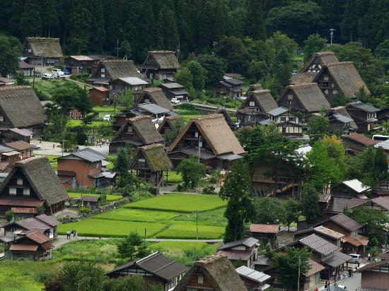 Shirakawa-mura hotels