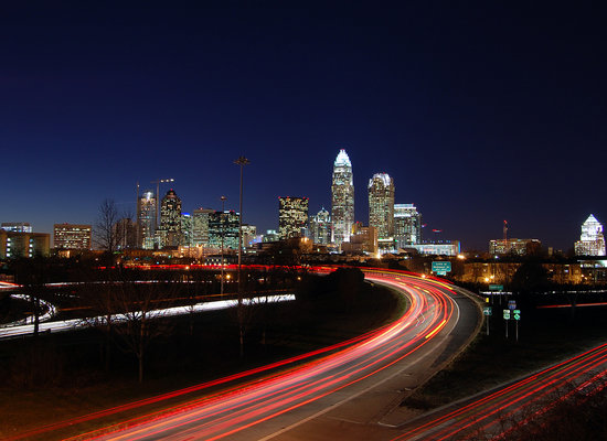 ‪‪Charlotte‬, ‪North Carolina‬: Downtown Charlotte, NC‬