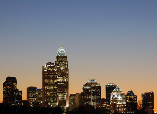 ,  : Downtown Charlotte, NC