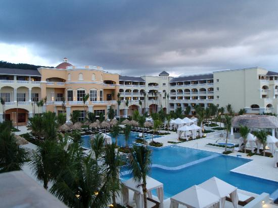 Iberostar Grand Rose Hall: other view from our room