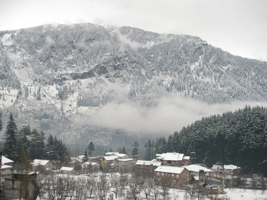 Manali with ICE