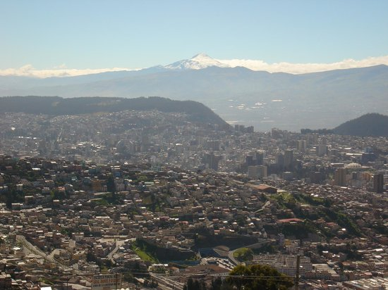 another angle of Quito