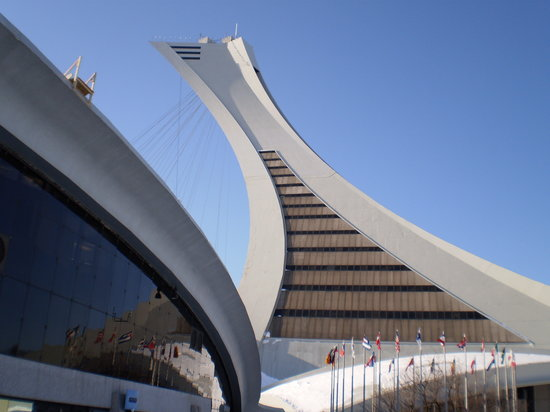 Montreal, Canadá: Biodome-very cool