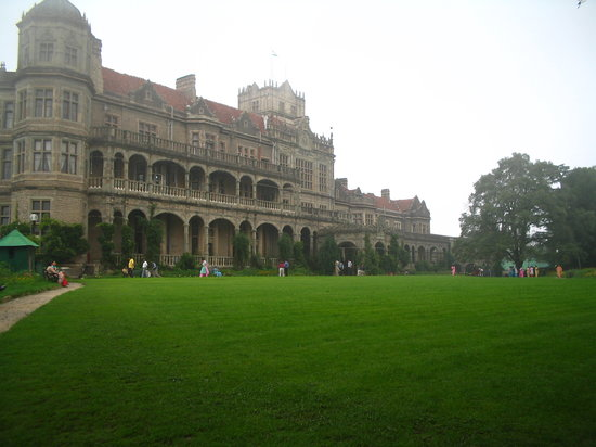 Viceregal Lodge Rashtrapati Niwas Shimla