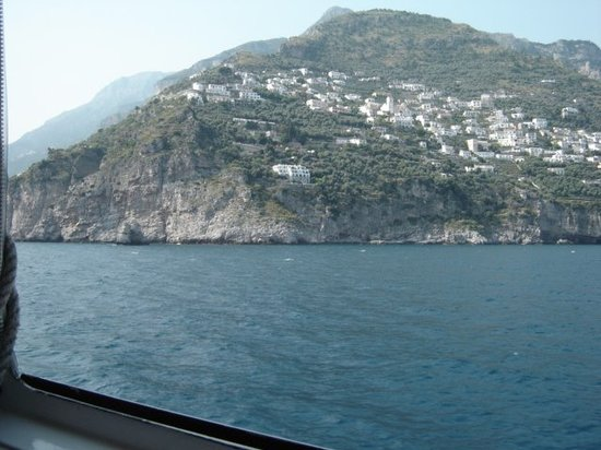 Wybrzee Amalfi, Wochy: Amalfi Coast