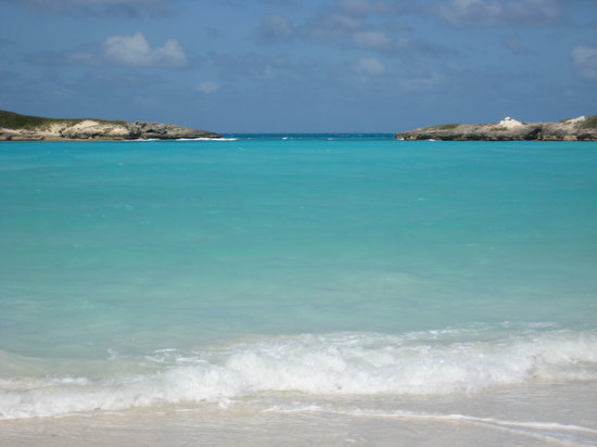 Great Exuma: Tropic of Cancer Beach