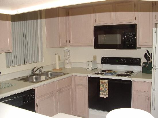 Meridian CondoResorts: Our Kitchen