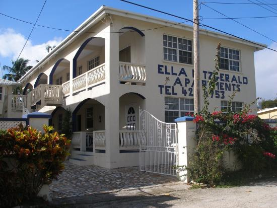 Ella Fitzgerald Apartments