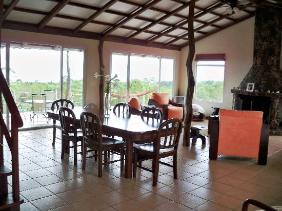 Semilla Verde Lodge & Spa: dining room