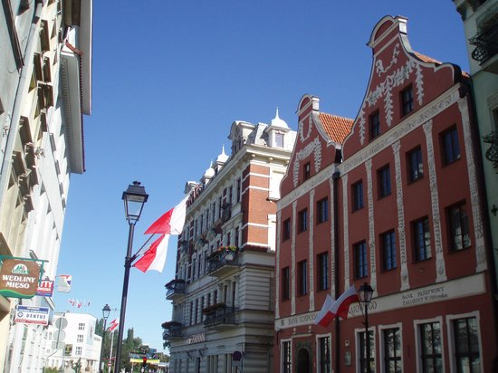 Torun hotels