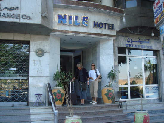 Photo of Nile Hotel Aswan
