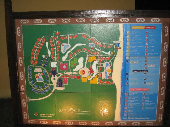 Eco resort map 28 images photos hotel sandos caracol eco resort eco gumiabroncs Image collections