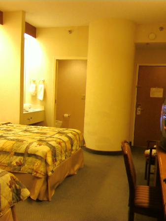 Sleep Inn Airport: Standard Room From Cell Phone 1