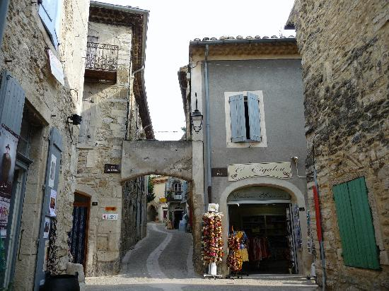 Streets Of Grignan - Picture Of Grignan  Drome