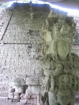 A true expresion of the Maya Civilization! - Les Ruines de Copan ...