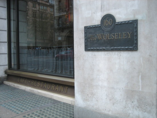 Photos of The Wolseley, London