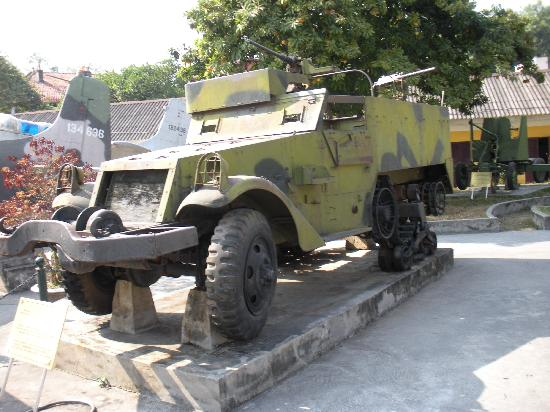M Half Track Bed For Sale