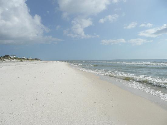 Uncrowded Beaches Florida Panhandle