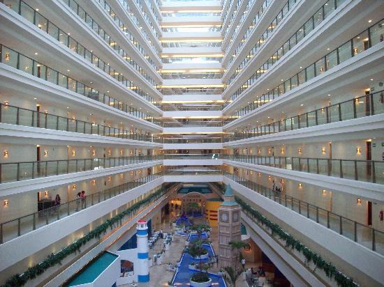 Inside Of Resort Picture Of Great Parnassus Resort And