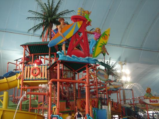 free in the waterpark and 2011