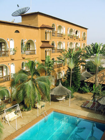 Photo of Hotel L'Auberge Bobo Dioulasso