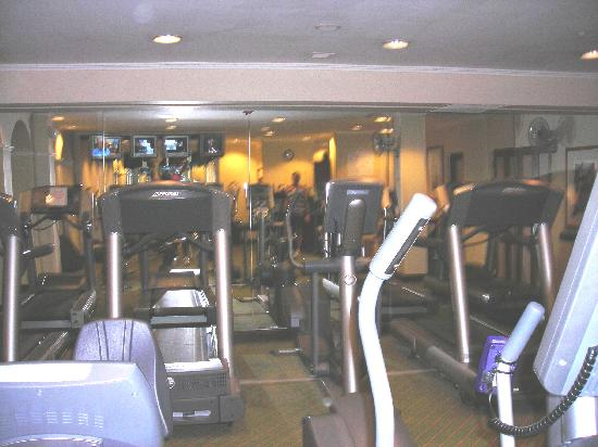 Fitness Center at Costa Rica Marriott Hotel San Jose, San Antonio De Belen